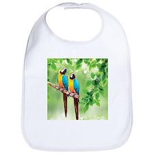 Macaws Bib