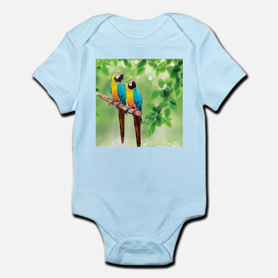 Macaws Body Suit