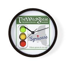 Twg-Syracuse Wall Clock
