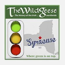 Twg-Syracuse Tile Coaster