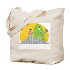 Too Early for Mayhem Tote Bag