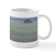 morro bay panoramic Mug