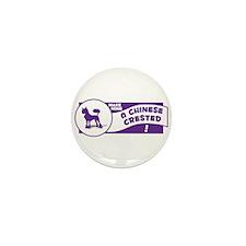 Make Mine Crested Mini Button (10 pack)