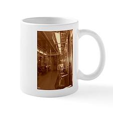 nyc subway Mugs