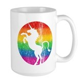 Unicorn Large Mugs (15 oz)
