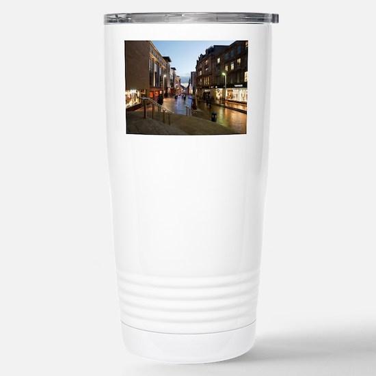 Buchanan Street in cent Stainless Steel Travel Mug