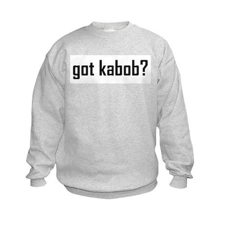 Got Kabob? Kids Sweatshirt
