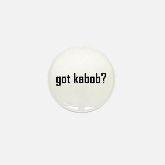 Got Kabob? Mini Button