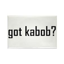 Got Kabob? Rectangle Magnet