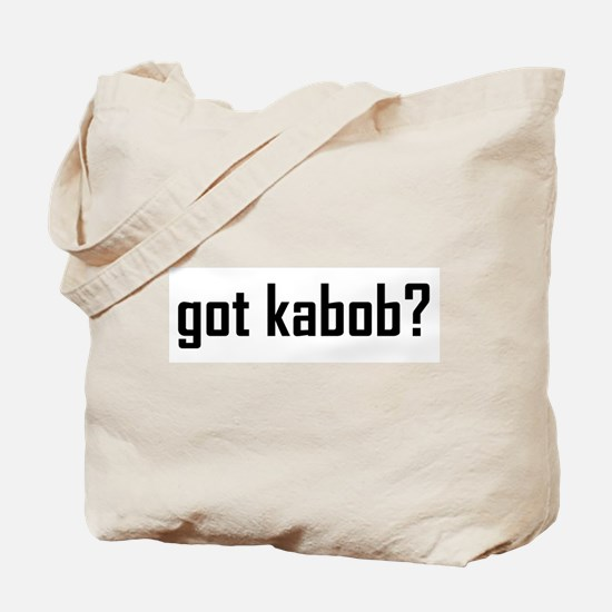 Got Kabob? Tote Bag