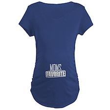 Moms Favorite Maternity T-Shirt