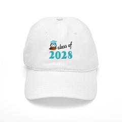Class of 2028 (Owl) Baseball Cap