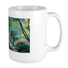 Japanese Garden Bridge Mug
