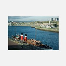 Waverley Paddle Steamer Rectangle Magnet