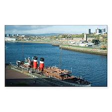 Waverley Paddle Steamer Decal