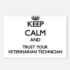 Keep Calm and Trust Your Veterinarian Technician P