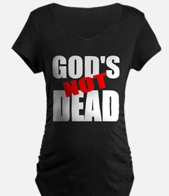 GODS NOT DEAD: Maternity T-Shirt