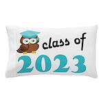 Class of 2023 (Owl) Pillow Case