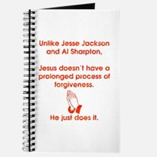 He Just Forgives Journal