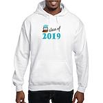 Class of 2019 (Owl) Hooded Sweatshirt