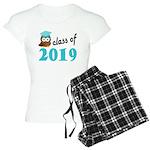 Class of 2019 (Owl) Women's Light Pajamas