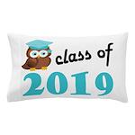 Class of 2019 (Owl) Pillow Case