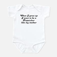 Dispatcher like my mother Onesie