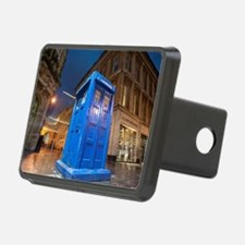 glasgow police box Hitch Cover