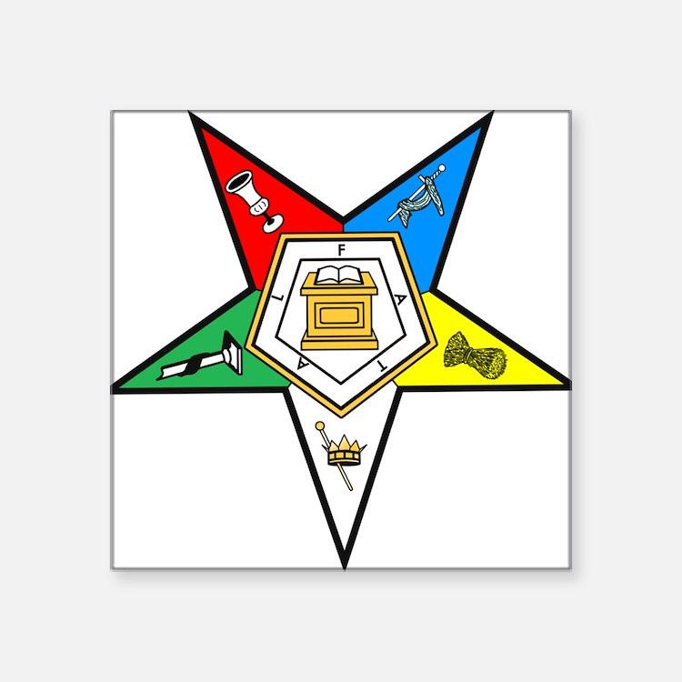 OES Emblem Sticker