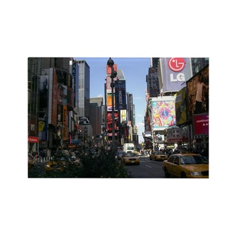 times square Magnets