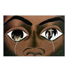 Tears of a Black Man Postcards (Package of 8)
