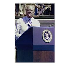 President Ford '76 Postcards (8)