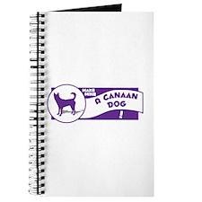 Make Mine Canaan Journal