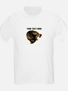 Custom Grizzly Bear T-Shirt