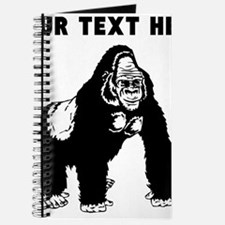 Custom Silverback Gorilla Journal