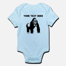 Custom Silverback Gorilla Body Suit