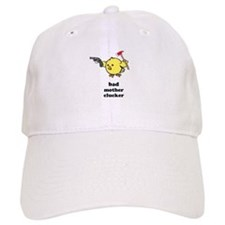 BAD mother clucker Baseball Baseball Cap