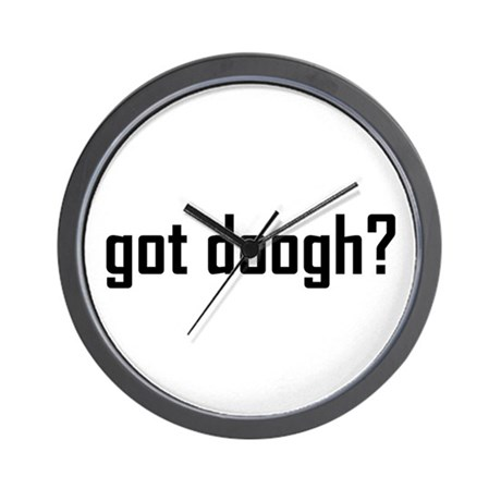 Got Doogh? Wall Clock