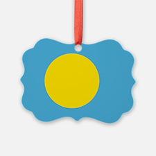 Palau Flag Ornament