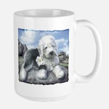 Old English Sheepdo... Mugs