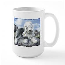 Old English Sheepdo... Mugs