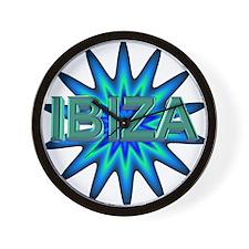 Ibiza Wall Clock