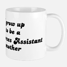 Human Resources Assistant lik Mug