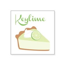 Keylime Sticker