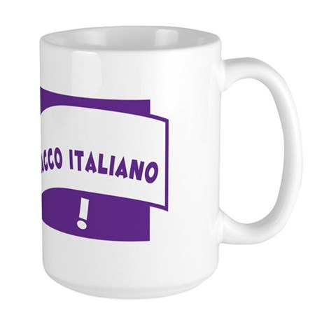 Make Mine Bracco Large Mug