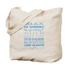 Life Lessons Tote Bag