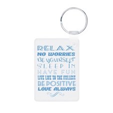 Life Lessons Keychains