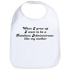 Database Administrator like m Bib