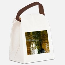 Spring Canvas Lunch Bag