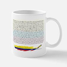 50 refranes Colombianos Mug